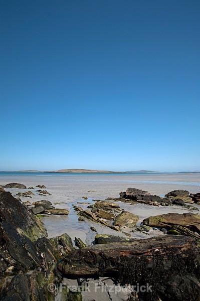 Clachan Sands, North Uist, Outer Hebrides. - North Uist