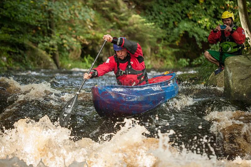 Open Canoe on the Washburn - Latest Work