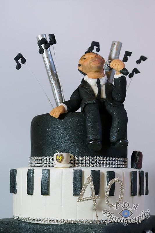 4 Birthday Cake