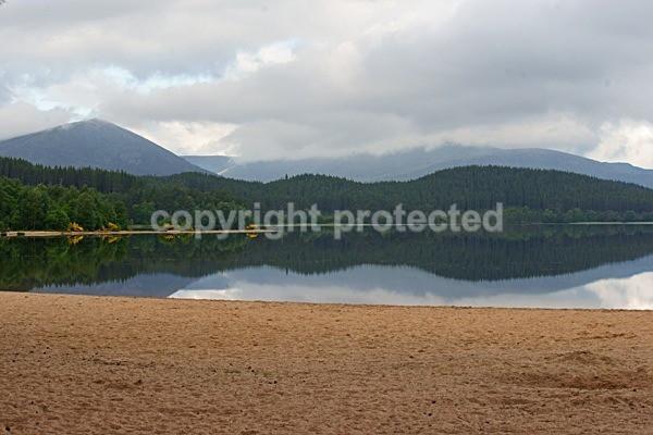 Loch Morlich - Glenmoore Forest - Scotland