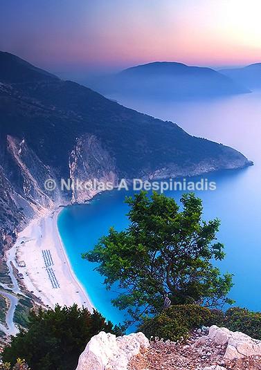 Mύρτος Ι Myrtos - Νησιά I Islands