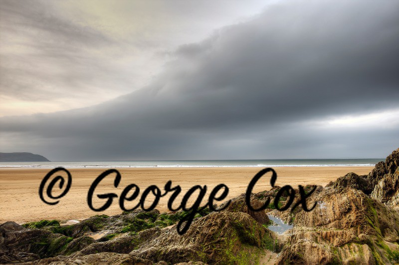 Woolacombe Beach - Landscapes
