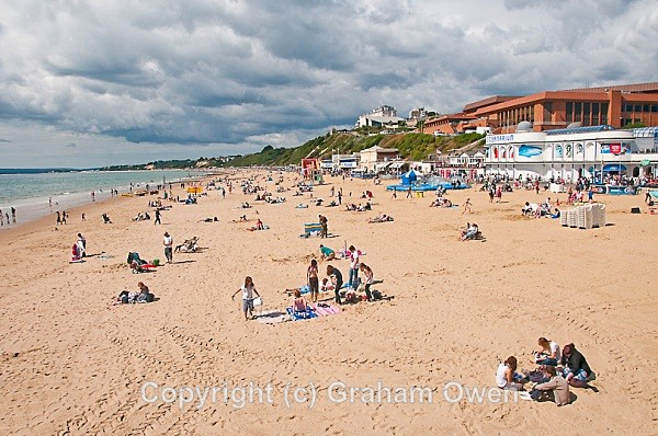 West Beach - Bournemouth