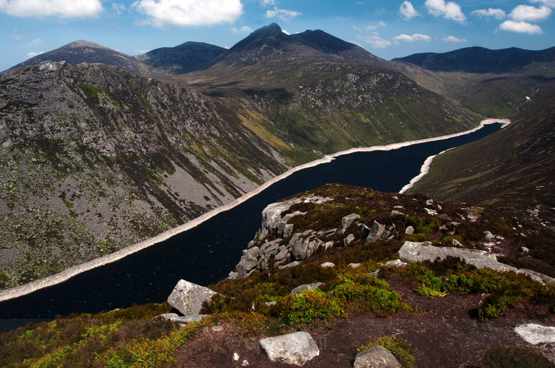 Above Ben Crom - The Mourne Mountains (Spring,Summer and Autumn)