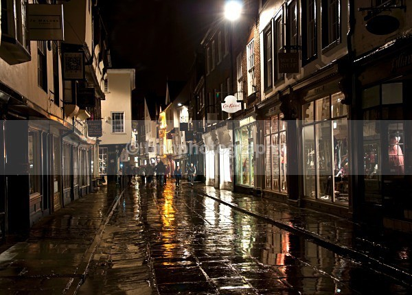 Stonegate. - Low Light Photography