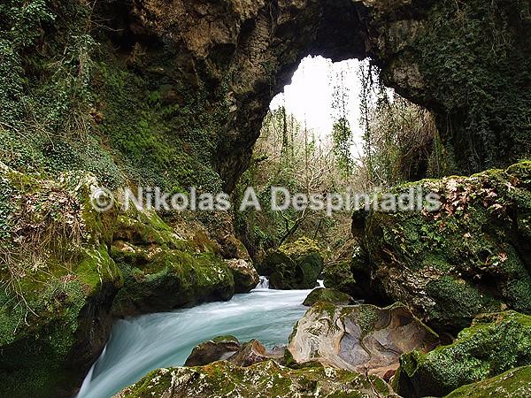 Θεογέφυρο Ι Theogefyro - Βόρεια Ελλάδα Ι North Greece