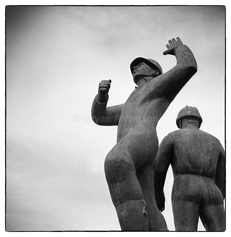 Piper Alpha Memorial - Piper Alpha Memorial