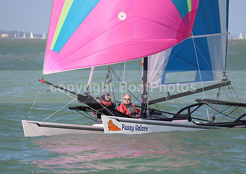 140413 PUSSY GALORE WT7A5000 - Sailboats - multihull