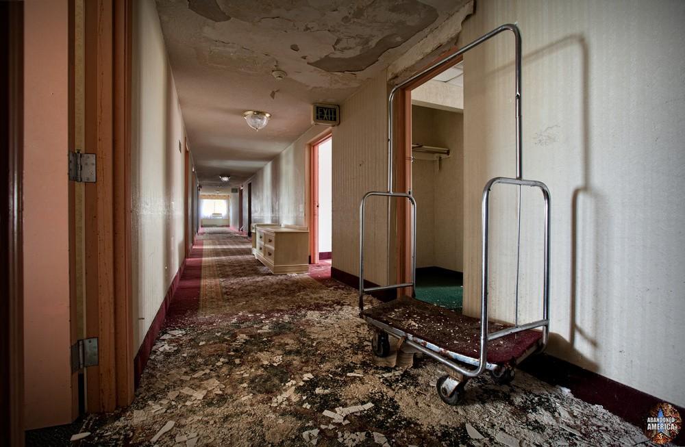 Fallside Hotel (Niagara Falls, NY) | Abandoned America