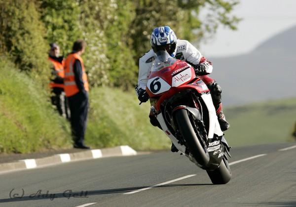 Martin Finnegan - Racing