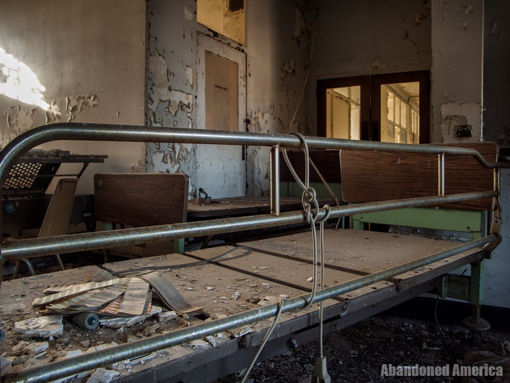 Sydenham/Montebello Hospital (Baltimore, MD) | courier - Sydenham/Montebello Hospital