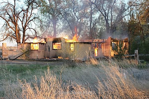 Winding down - Fallon/Churchill Fire Department