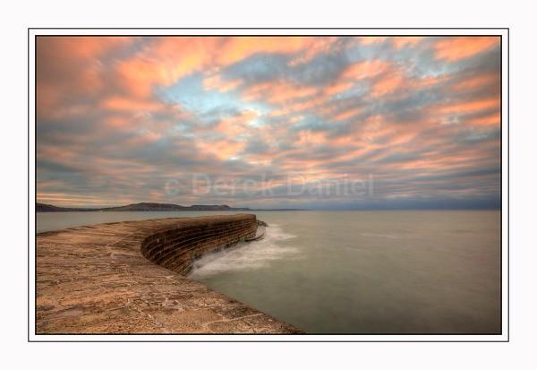 The Cobb, Lyme Regis - Dorset