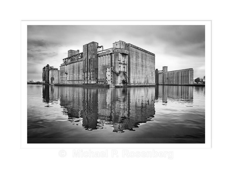 Silo City, Buffalo NY - Silo City and Ward Water Plant, Buffalo NY