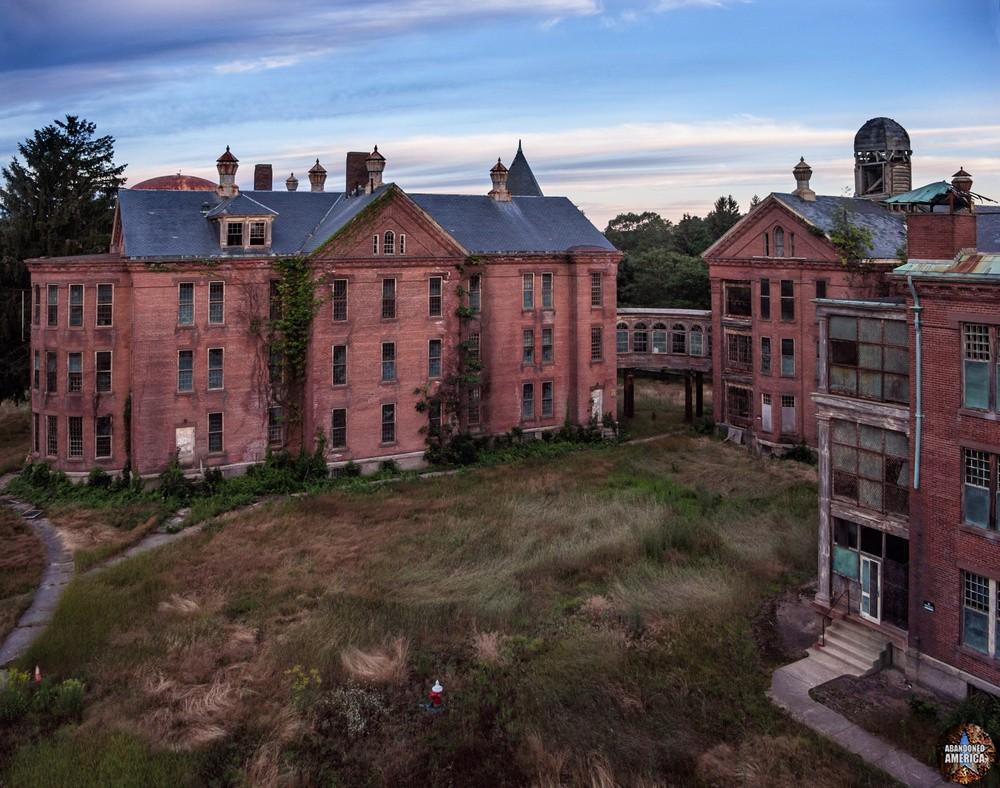 Wish You Were Here | Abandoned America