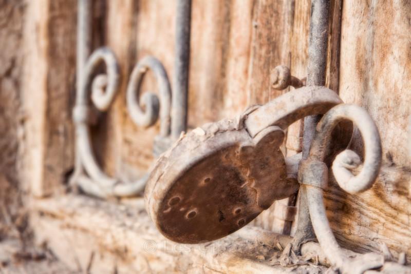 padlock - Morocco
