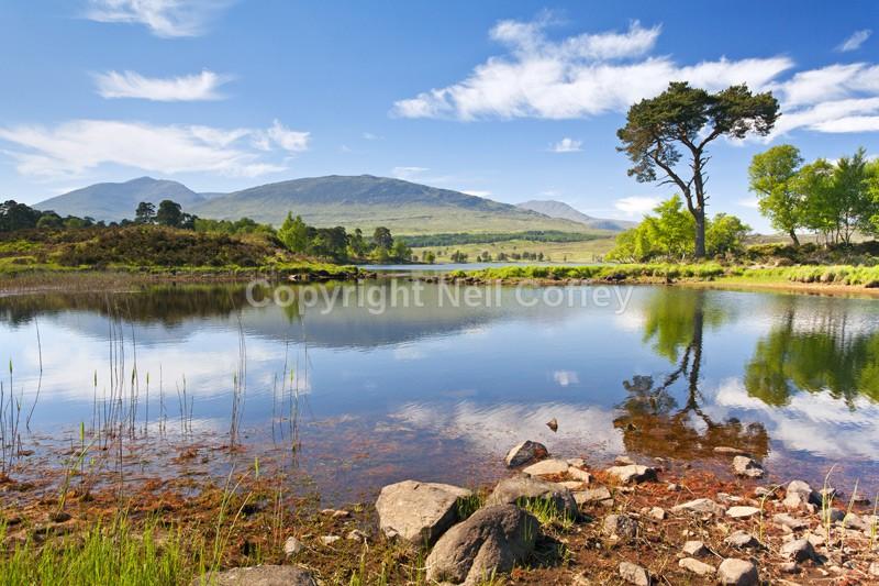 Loch Tulla, Highland_1 - Landscape format