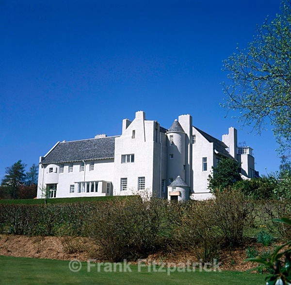 The Hill House, Helensburgh - Dumbarton