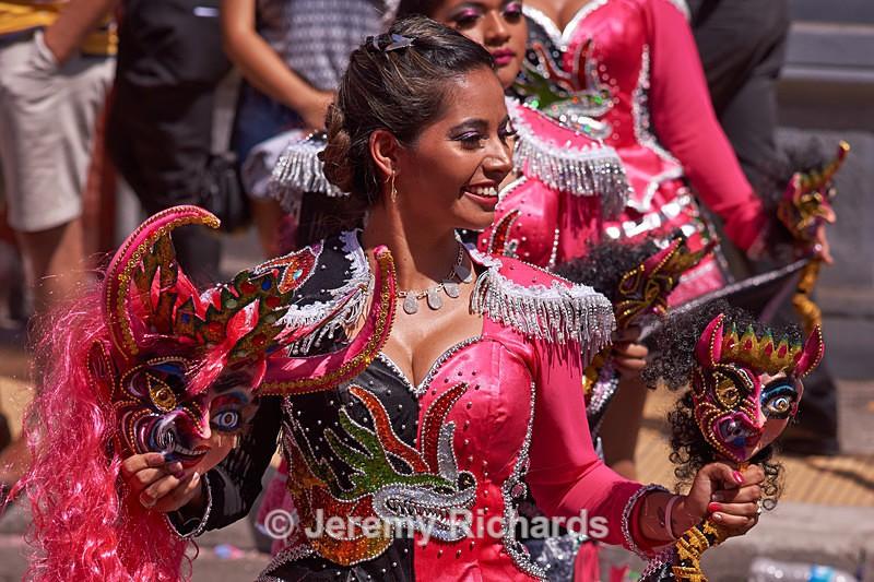 La Diablada – the Dance of devils - Carnaval Andino Con La Fuerza Del Sol - Arica