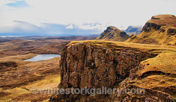 Quiraing, Isle of Skye - Scottish Highlands