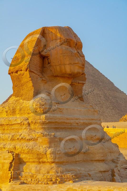 Sphinx Giza Plateau 0019 - World images