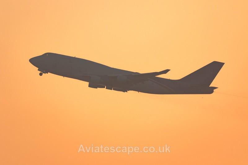 Boeing 747 Sunrise_3278 - Boeing 747