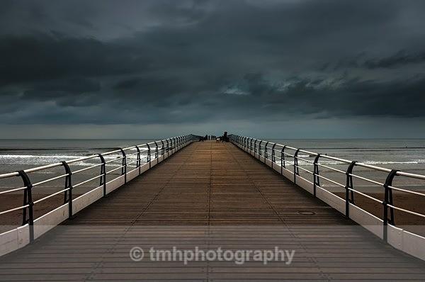 Pier. - Yorkshire Coast
