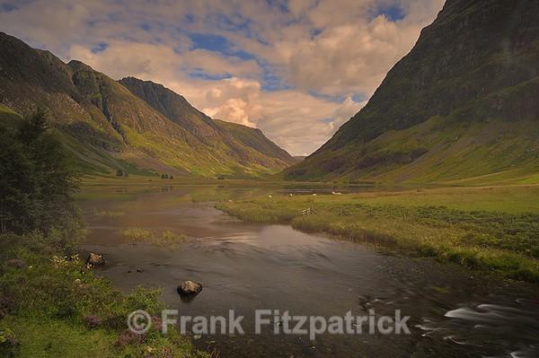 Loch Achriochtan, Glencoe, Highland, Scotland. - New images of Scotland