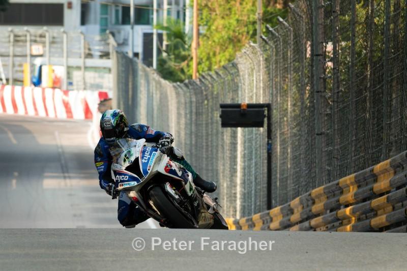 Ian Hutchinson - Macau Grand Prix