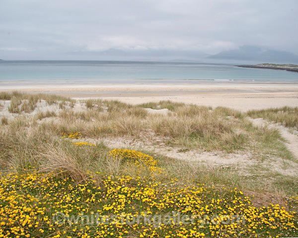 Harris Beach Dunes - Scottish Highlands