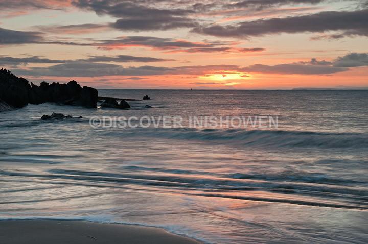 Sunrise, White Bay - Nature