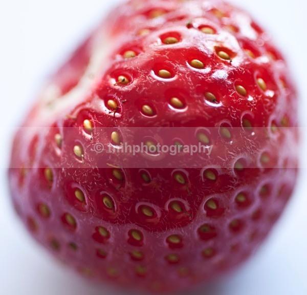 Strawberry. - Still Life