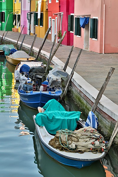 Colors of Burano - Travel