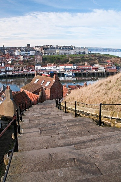 Whitby 199 Steps - Whitby