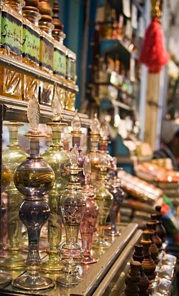 Tunis - Souk perfumery - Tunis, Carthage and Sidu Bou Said