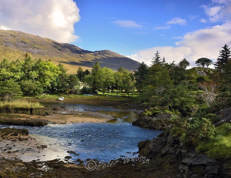 Bundorragha Connemara - Ireland