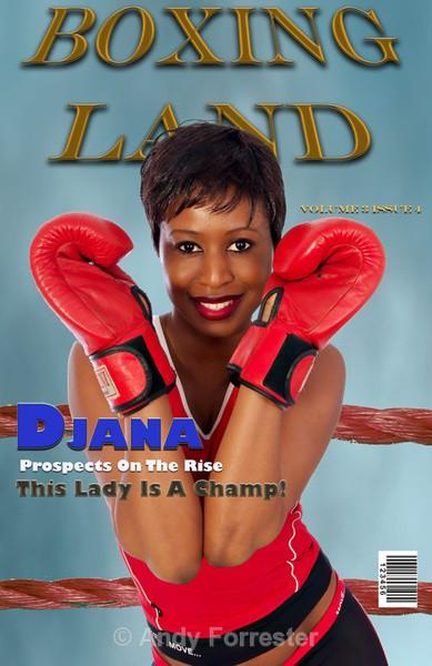Djana Cover - Models