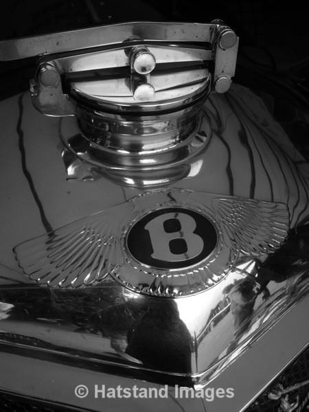 Bentley detail - motorsport