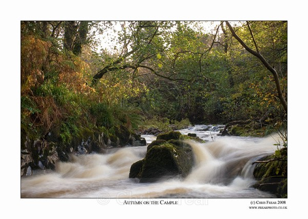 Autumn on the Cample - Traditional Landscapes