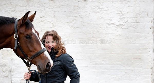 Natasha Baker - Dressage Rider Portraits