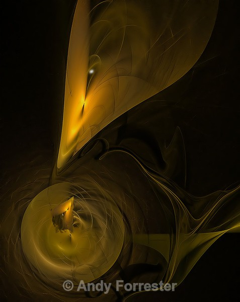 The Hatching - Apophysis Art