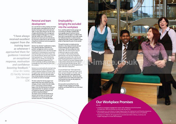 - ISS Corporate Responsibility UK Review