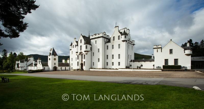 Blair Castle - Art, Architecture and Places