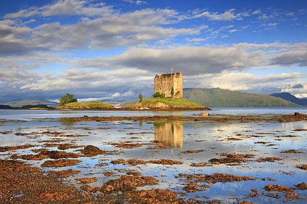 Castle Stalker    Ref  _MG_8991 - West Highlands