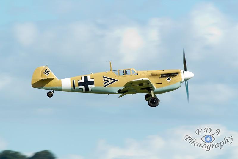 3 Messerschmitt Bf 109