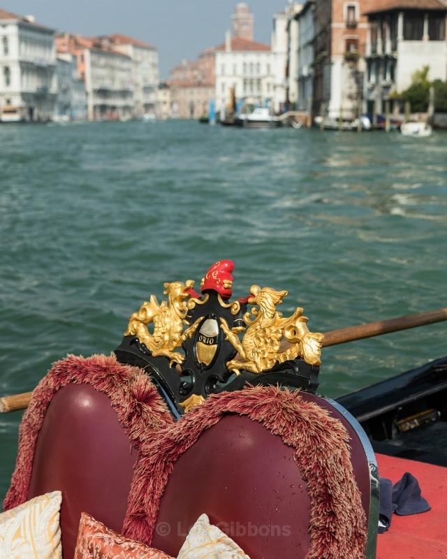 Seat detail - Venice