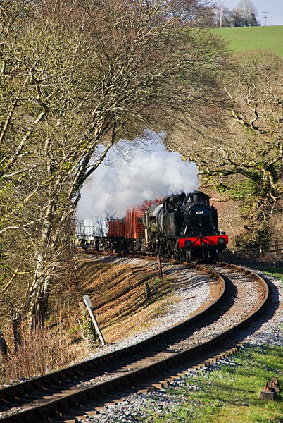 The Local Freight - The Lure of Steam