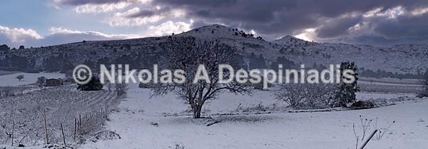 Aforismos Mt. I Χιονισμένη Σκάρπα - Αττική Ι Attica