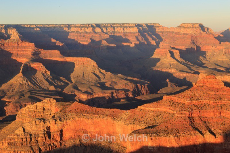 Cedar Ridge Sunset - Arizona