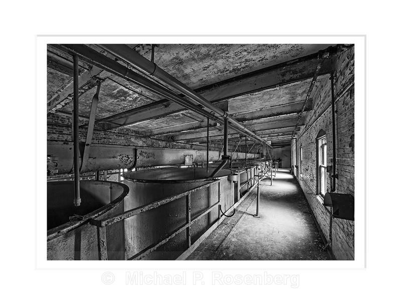 Malt Tanks I, Silo City Buffalos NY - Architecture